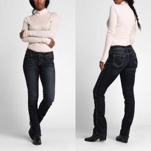 Silver Jeans Suki Curvy Fit Bootcut Jean 29 in.